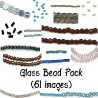Glass Bead Pack by Sage-Dreamer