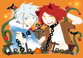 Trick or Treat by Erumi-n