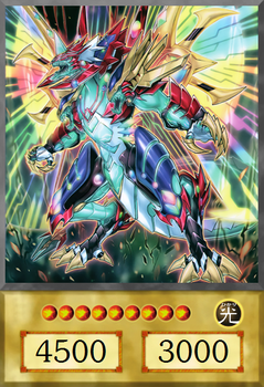 Neo Galaxy-Eyes Cipher Dragon by Gueller15