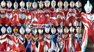 Ultraman Ginga Wallpaper by jm511