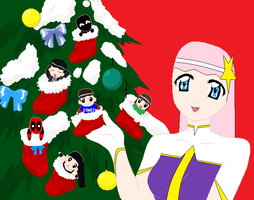 Merry Christmes by V1EWT1FUL