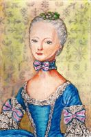 The Marie - Antoinette by Lepidodendron