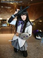ACG HK 2011 - Cosplay 3 by leekenwah