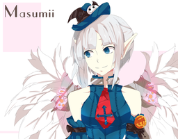 Dragon Nest: Masumii by ScarletOnlooker