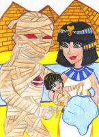 Baby Cleo De Nile by SumerSky49