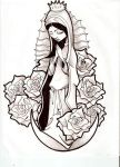 Guadalupe by bizarronumber1