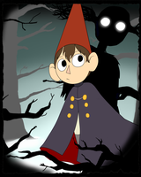 Over The Garden Wall-in The Forest by tantei-fox03