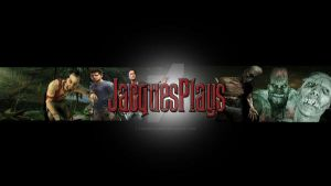 JacquesPlays banner youtube by TaintedVampire