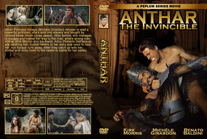 Anthar the Invincible DVD Cover by Black-Battlecat