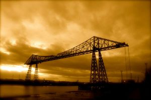 The Transporter Bridge 2 by extremebeyond