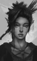 Black Elf by Coffeeater