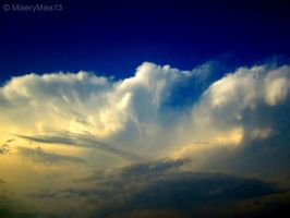Swayed Clouds by Michies-Photographyy