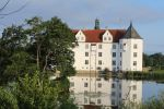 Watercastle in Gluecksburg Germany by boundfighter