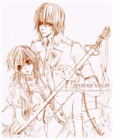 Vampire Knight : Night 015 by mrsloth