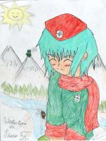 Wintertime In Sharo by SlaveMasterSeth