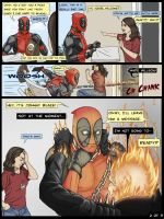 Marvel and Me pg 2 of 3 by CVDart1990