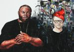 RTJ Killer Mike and El-P by Xox-dreamer-xoX