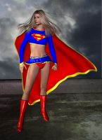 Supergirl by cattle6