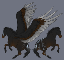 Lightning-Themed Design for Sale! by the-renegade