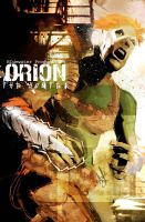 Orion Cover Design by NELZ