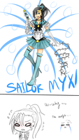 OD: Sailor....Myx? by cielking