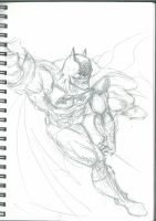 Batman Neal Adems2 by dushans