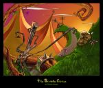 The Strange Circus by nube