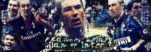 ALEXANDER KOLAROV, INTER OR MILAN? by InternazionaleSFA