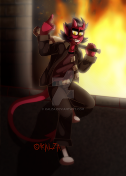 .::Give them HELL::. by Kalza