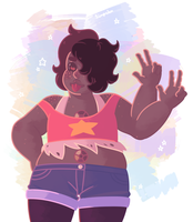 smoky quartz by Simpelen