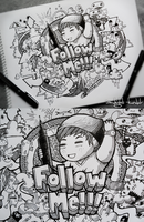 Follow Me Doodle by lei-melendres