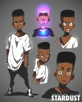 The Kid | Stardust by moxie2D