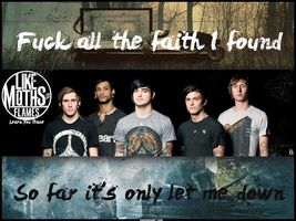 Like Moths to Flames Wallpaper by 1stylz