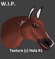 WIP by Nala91 by Some-Art