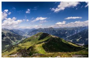 The Alps by pixelimage