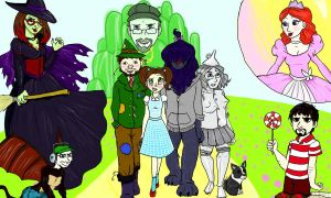 TGWTG Wizard of Oz by jluvswicked