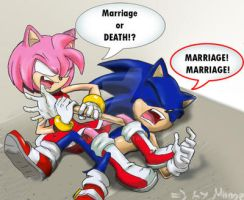 Marriage or death by Kate-V