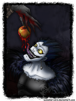 Ryuk by Scorchie-Critter