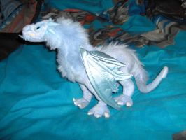 Frost Dragon From Dragonology by XxDecepticonsRulesxX