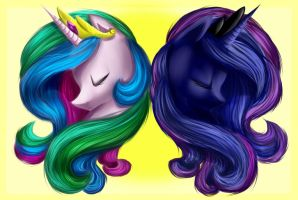Princesses by Aschenstern