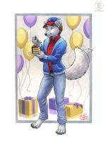 Birthday Boy by KaceyM