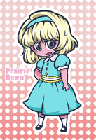 Prairie Dawn by Cindysuke