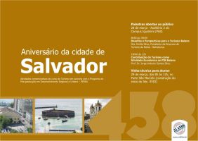 Poster Birthday of Salvador City by EltonCRA