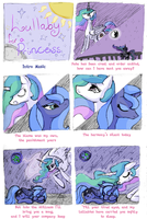 Lullaby For A Princess by Nahterpie