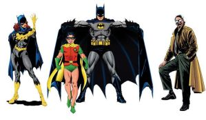 LEGENDS OF GOTHAM CITY: Custom Action Figures by darklord1967