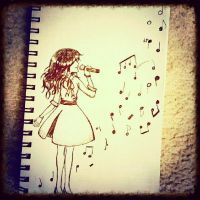 So Music Over Flow, Flood My Soul~ by linzy-yld