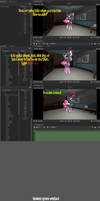 [TUTORIAL]How to fix the new Pony models manes by SourceRabbit