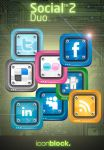 Social 2 Duo by IconBlock