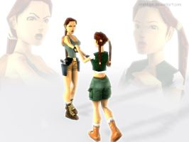 Tomb Raider Classic: Welcome To Your Destiny by Irishhips