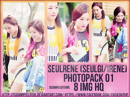 SeulRene (Seulgi+Irene)(RED VELVET) - PHOTOPACK#01 by JeffvinyTwilight